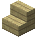 Minecraft birch stairs.png