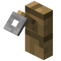 Minecraft tripwire hook.png
