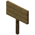Minecraft standing sign.png