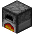 Minecraft lit furnace.png