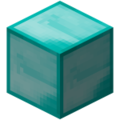 Minecraft diamond block.png
